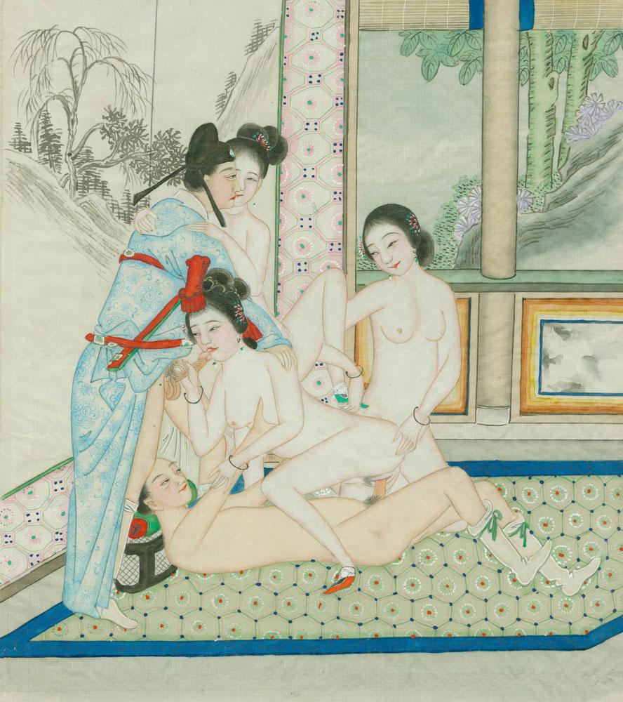 рисунки китайцы секс порно среднего