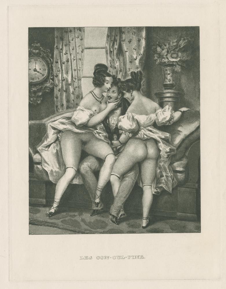 Historical period erotica