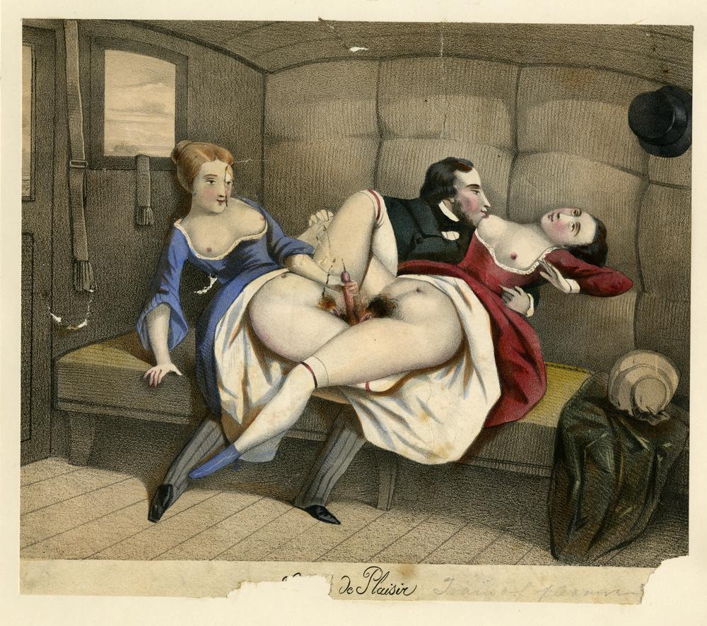 Erotica turn of the century