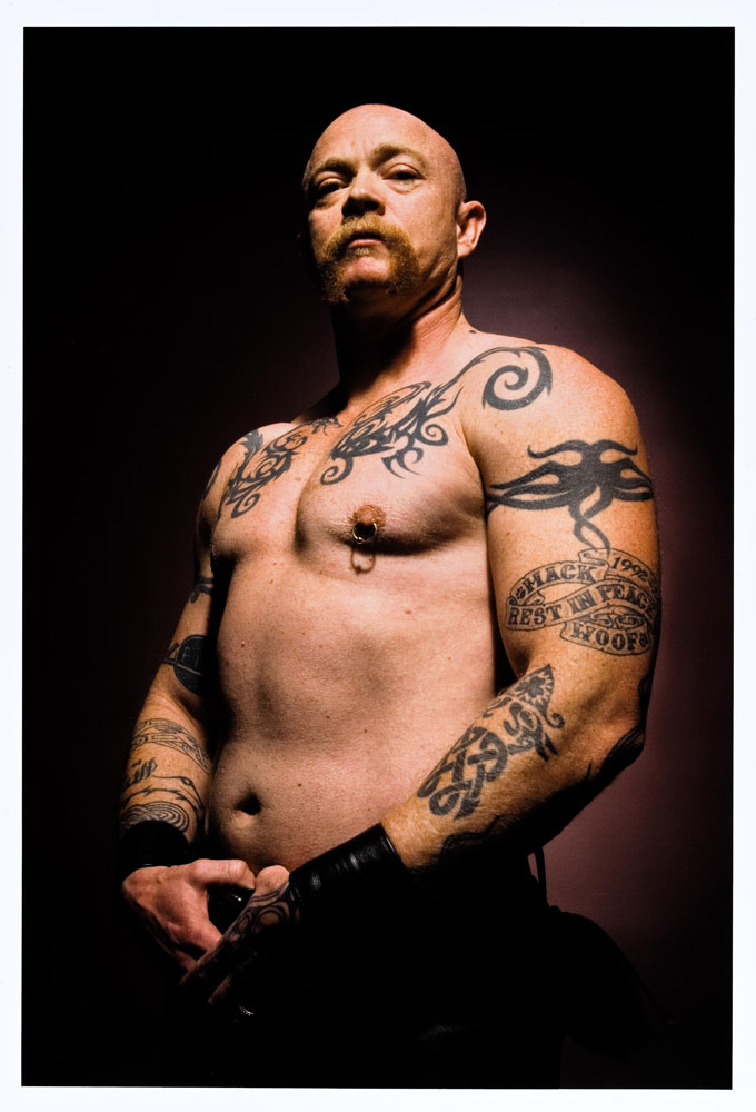 buck angel naked