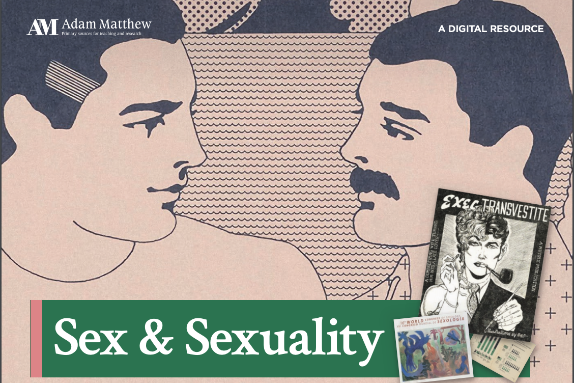 Link to pdf flyer for Adam Matthew Digital Sex and Sexuality digital resource